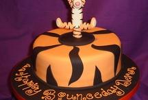 Tigger and Pooh Birthdays Party