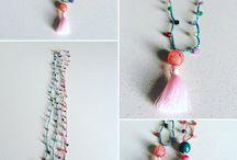 Creations  / Collane e bracciali fatti a mano...