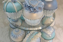 Pretty cupcake / For all CUPCAKE LOVERS. Pretty/Elegant/Wedding/Vintage/Floral etc / by Jeslyn