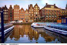 Lugares turísticos de Holanda