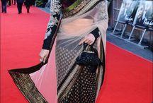 Aishwarya Rai Bollywood Replica Saree