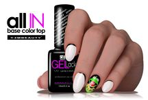 All in 3in1 gel lack / Gel lack for nails. One step Gel Lack for nails!