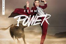 FEMME POWER / ¡Todo el #Power de la nueva temporada se viene en Ash!