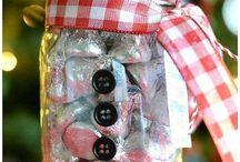 χριστουγεννιατικα δωρα σε βαζο