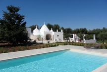 Trullo della Scrittrice / Country house in Puglia region in South Italy