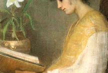 Vrouwen die lezen zijn gevaarlijk...
