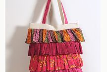 Frilly Bags / Frilly Bags