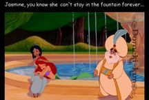 Disney and pixar and etc ~ (Fem)slash
