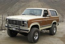1980-96 Ford Bronco