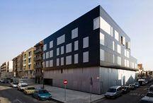 Viviendas en Sabadell / Viviendas en Sabadell #arquitectura #viviendas #sabadell #barcelona #edificio #octaviomestre #om_arquitectos #housing #building #spain #dwelling