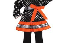 Happy Halloween / Orange and black is back! This time it's a cute tried-and-true combination for fall! Fall into savings at AnnLoren.com