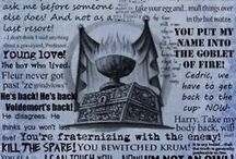 Library/Books - Harry Potter / by Trisha Klowak