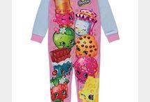 Shopkins pyjas