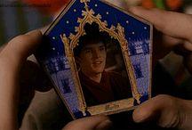 Merlin Hogwarts au