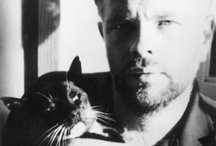writers with cats