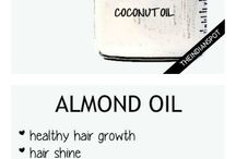 Healthy oil for hair
