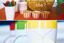 Birthday Party Ideas / by Lisa Swiderski