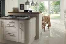 Our Shaker Kitchens