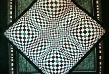 3D Optical Illusion Quilts