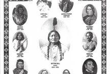 Native Americans / by Cherylyn GrosVenor-Grooms