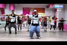 TUTORIAL HIP HOP! / 5 episodi per imparare a ballare le coreografie e le tecniche hip hop!