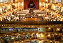 Beautiful Bookstores / by Fullers Bookshop