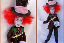 OOAK dolls by T-Hell dolls