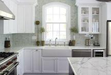Kitchen / by Megan Grgas