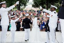 Military Weddings / Military wedding traditions and ceremonies / by Southern Bride & Groom