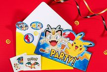Pokemon Party Ideas! / Become the party master with these Pokemon party ideas! Choose your favorite ideas & start training to create the perfect party! Click through to catch all our tips for decorating, games, food & more! / by Party City