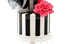 Cake ideas / by Stephanie Letcavage