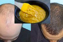 Remèdes pour cheveux