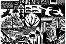 Print Making and Woodcuts