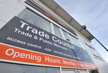 Trade Counter / Our Security products trade counter in Bristol has literally thousands of security products in stock so when the worst happens you can be sure we can help.