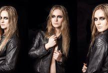 My make up creations / Portfolio shots