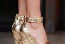 Must love....wedges and sandals
