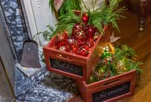 Christmas Decorating Ideas / Christmas decorating ideas / by Beverly Cabaday