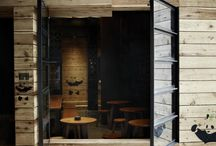Wooden walls / Inspiration for how to create warm and characterful wooden walls.