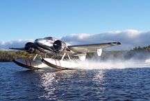 STOL and Float Planes