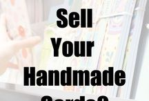 Selling your Stampinup handmade cards