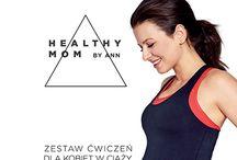 Wydawnictwo Healthy Mom By Ann