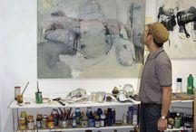 Kunst studio's * Ateliers