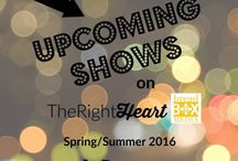 The Right Heart Podcast & Radio Show / I'm Erin, a joyful Catholic wife, mother of three, blogger, podcaster, and Southern Belle. I started The Right Heart as a podcast in the summer of 2015, and I transitioned the show to a radio show on Breadbox Media in the spring of 2016. My goal with The Right Heart is to bring my listeners solid guests and great conversations about what it means to be a Catholic Christian in today's crazy world, and how to find meaning and hope and God in it all.