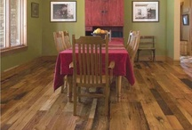 Antique Reclaimed American Chestnut / The American Chestnut was wiped out by blight in the early 20th century but it lives on in your home as a reclaimed floor.