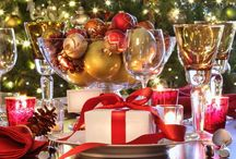 till the season to be jolly / christmas and new year time decoration, recipes, ideas.