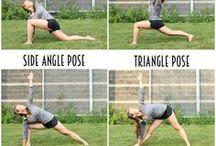 Yoga-Übungsprogramm