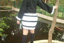 Konan - Naruto / Clothes under the Akatsuki cloak.  Photos by Jose.  #konan #naruto #cosplay #rydia #anime #akatsuki