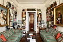 LAYERED INTERIORS / by Claire Shafer