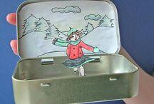 Мир в коробке / Travel