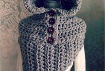 Crochet cool and cozy items